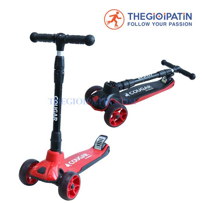 Xe scooter gấp gọn