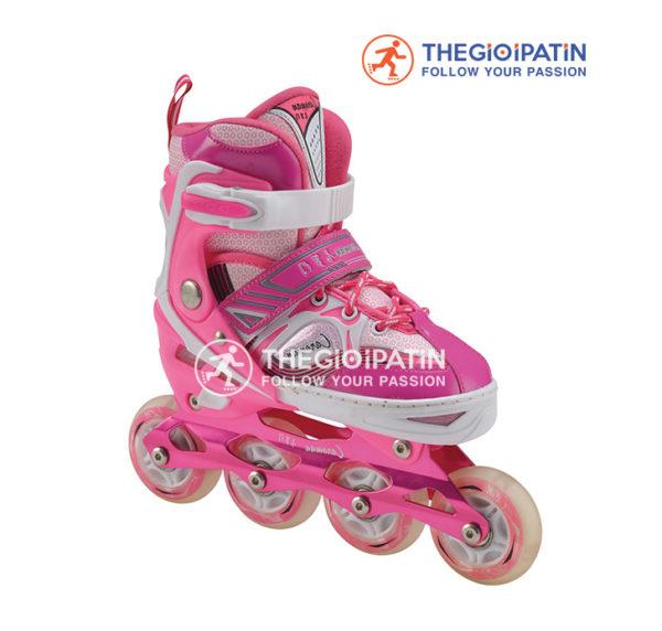 giay – patin- k600 – pink